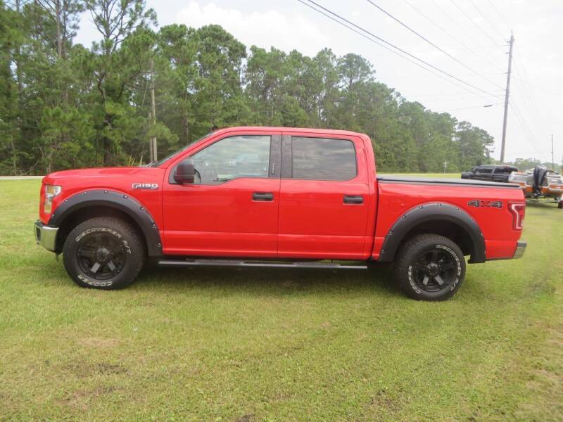 2015 Ford F-150 for sale at Ward's Motorsports in Pensacola FL