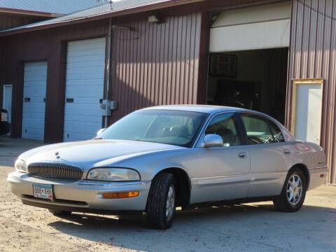 2002 Buick Park Avenue for sale at Big Man Motors in Farmington MN