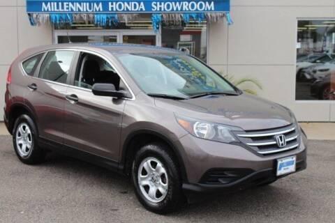 2014 Honda CR-V for sale at MILLENNIUM HONDA in Hempstead NY