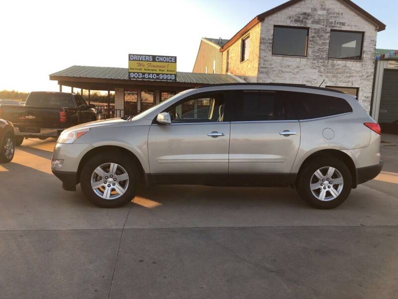 2012 Chevrolet Traverse for sale at Driver's Choice in Sherman TX
