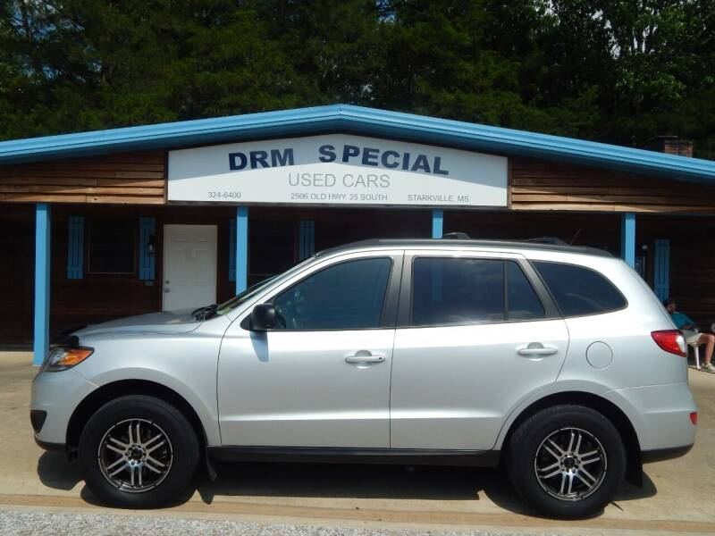 2011 Hyundai Santa Fe for sale at DRM Special Used Cars in Starkville MS