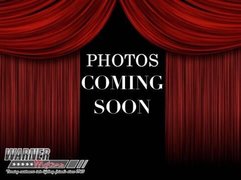 2013 Chevrolet Cruze for sale at Warner Motors in East Orange NJ