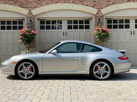 2006 Porsche 911 for sale at AVAZI AUTO GROUP LLC in Gaithersburg MD