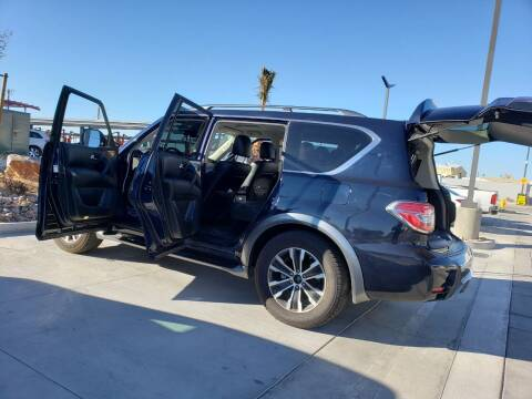 2020 Nissan Armada for sale at ELITE MOTORS in Victorville CA