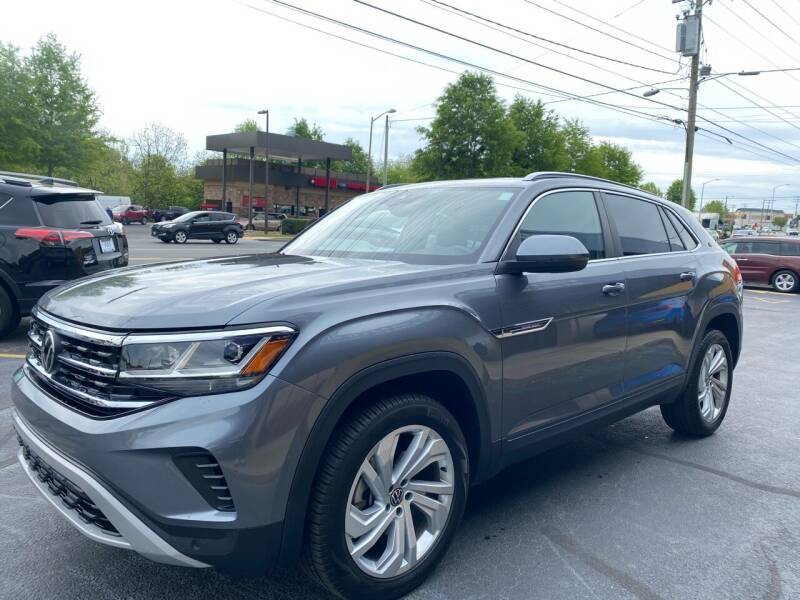 2020 Volkswagen Atlas Cross Sport for sale at Viewmont Auto Sales in Hickory NC