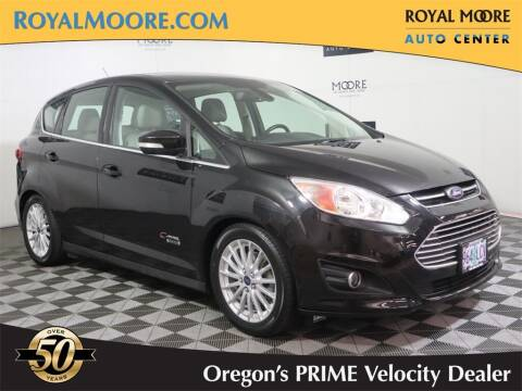2015 Ford C-MAX Energi for sale at Royal Moore Custom Finance in Hillsboro OR