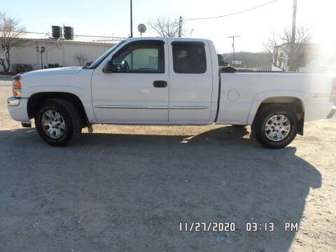 2005 GMC Sierra 1500 for sale at Town and Country Motors in Warsaw MO