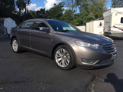 2014 Ford Taurus for sale at Certified Auto Exchange in Keyport NJ