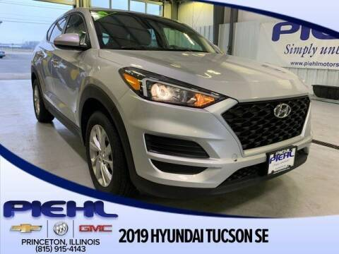 2019 Hyundai Tucson for sale at Piehl Motors - PIEHL Chevrolet Buick Cadillac in Princeton IL