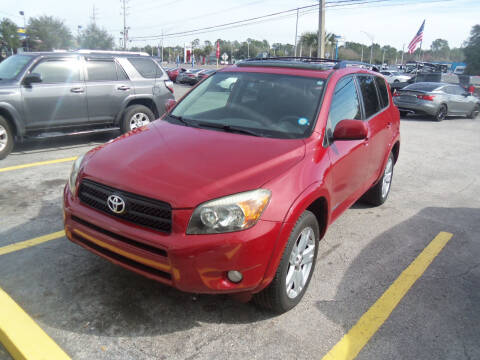 2007 Toyota RAV4 for sale at ORANGE PARK AUTO in Jacksonville FL