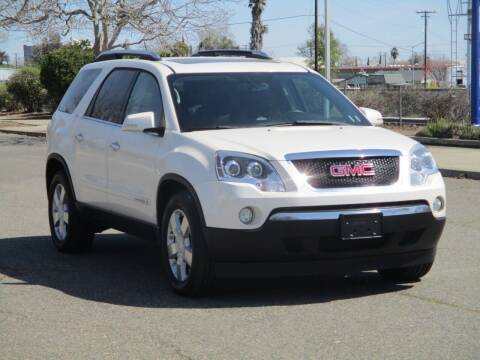 2008 GMC Acadia for sale at General Auto Sales Corp in Sacramento CA