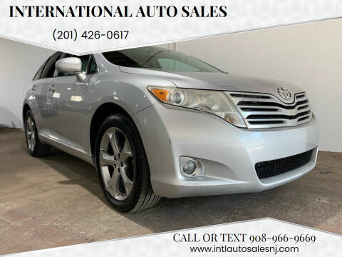 2009 Toyota Venza for sale at International Auto Sales in Hasbrouck Heights NJ