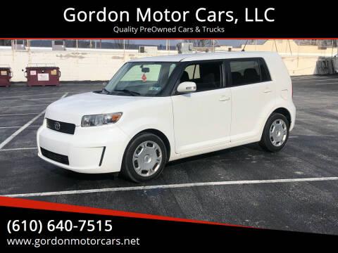 2010 Scion xB for sale at Gordon Motor Cars, LLC in Frazer PA
