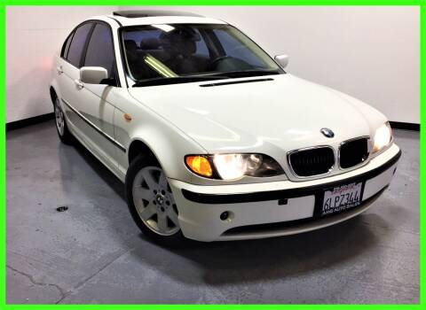 2003 BMW 3 Series for sale at AMG Auto Sales in Rancho Cordova CA