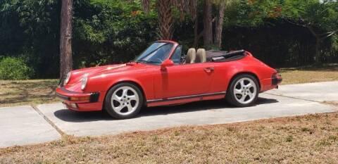 1986 Porsche 911 Carrera for sale at Classic Car Deals in Cadillac MI