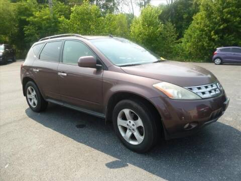 2003 Nissan Murano for sale at Gillie Hyde Auto Group in Glasgow KY