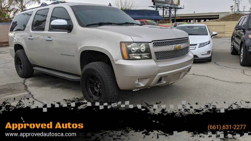 2007 Chevrolet Suburban for sale at Approved Autos in Bakersfield CA