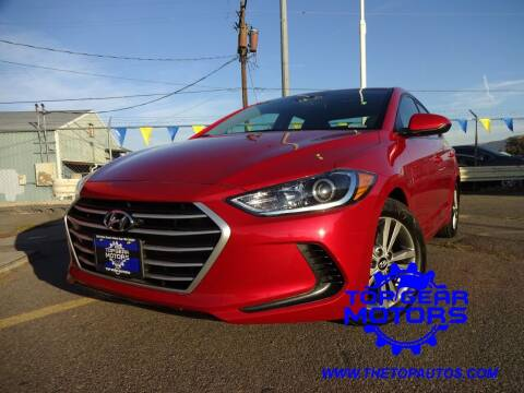 2018 Hyundai Elantra for sale at Top Gear Motors in Union Gap WA