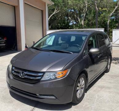 2014 Honda Odyssey for sale at CarXpress in Fredericksburg VA