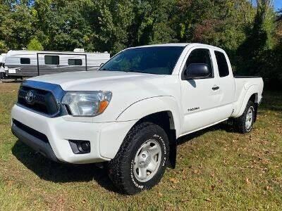 2015 Toyota Tacoma for sale at Worthington Air Automotive Inc in Williamsburg MA