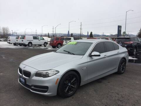 2014 BMW 5 Series for sale at Delta Car Connection LLC in Anchorage AK