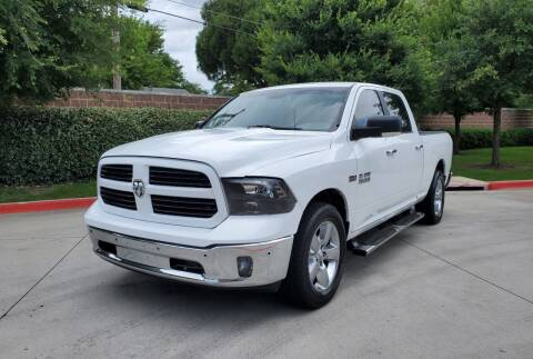 2018 RAM Ram Pickup 1500 for sale at International Auto Sales in Garland TX