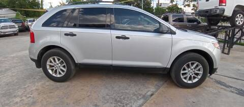 2014 Ford Edge for sale at AUTOTEX FINANCIAL in San Antonio TX