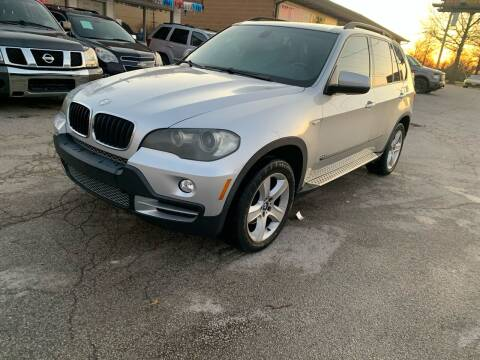 2007 BMW X5 for sale at STL Automotive Group in O'Fallon MO