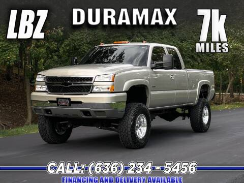 2007 Chevrolet Silverado 2500HD Classic for sale at Gateway Car Connection in Eureka MO
