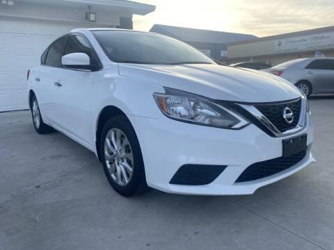 2017 Nissan Sentra for sale at Princeton Motors in Princeton TX
