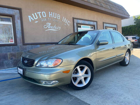 2002 Infiniti I35 for sale at Auto Hub, Inc. in Anaheim CA