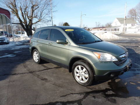 2007 Honda CR-V for sale at DeLong Auto Group in Tipton IN