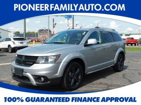 2019 Dodge Journey for sale at Pioneer Family auto in Marietta OH