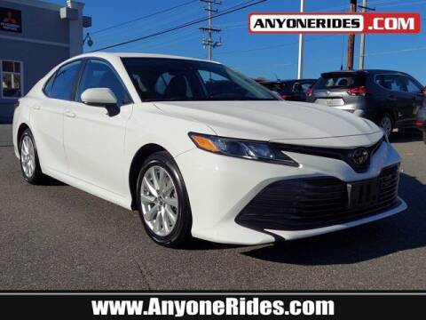 2019 Toyota Camry for sale at ANYONERIDES.COM in Kingsville MD