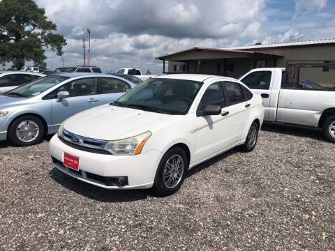2011 Ford Focus for sale at COUNTRY AUTO SALES in Hempstead TX