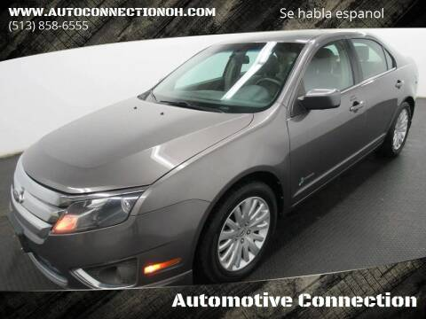 2011 Ford Fusion Hybrid for sale at Automotive Connection in Fairfield OH