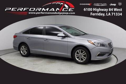 2015 Hyundai Sonata for sale at Auto Group South - Performance Dodge Chrysler Jeep in Ferriday LA