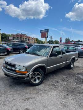 2003 Chevrolet S-10 for sale at Big Bills in Milwaukee WI
