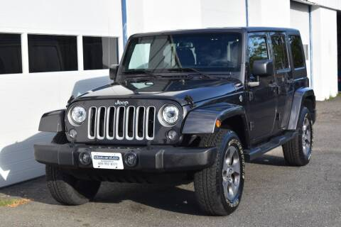 2017 Jeep Wrangler Unlimited for sale at IdealCarsUSA.com in East Windsor NJ