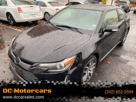2014 Scion tC for sale at DC Motorcars in Springfield VA