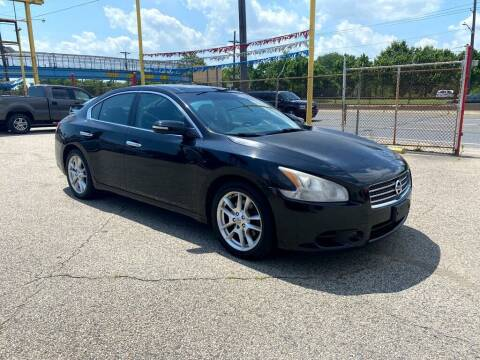 2009 Nissan Maxima for sale at Auto Legend Inc in Linden NJ