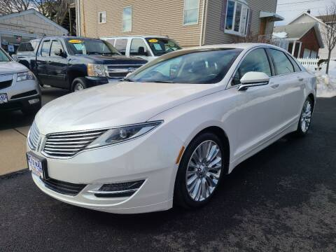 2016 Lincoln MKZ for sale at Express Auto Mall in Totowa NJ