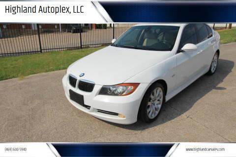 2006 BMW 3 Series for sale at Highland Autoplex, LLC in Dallas TX