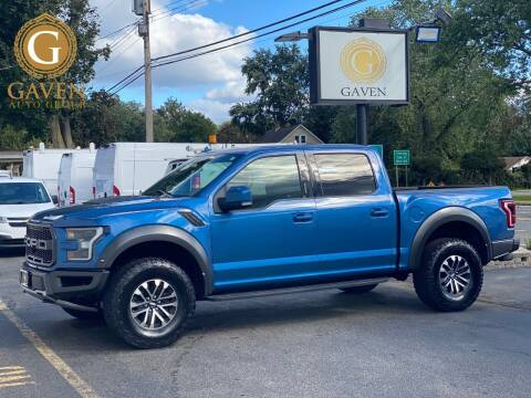 2019 Ford F-150 for sale at Gaven Auto Group in Kenvil NJ