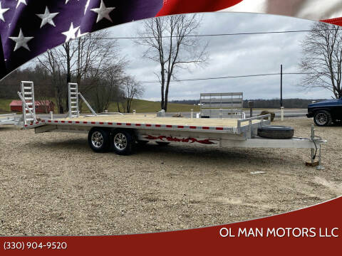 2020 Wolverine 8.5 x 24 Trailer for sale at Ol Man Motors LLC in Louisville OH