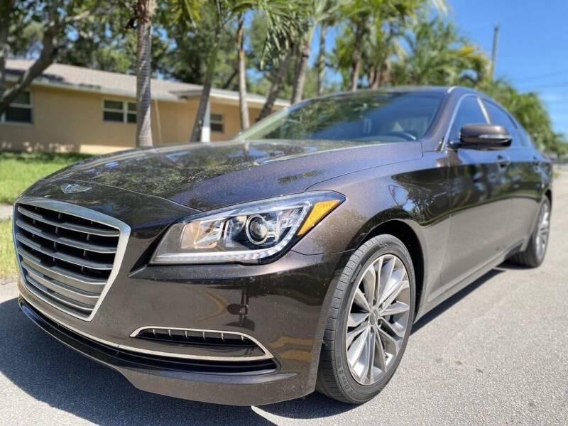2015 Hyundai Genesis for sale at CAR UZD in Miami FL