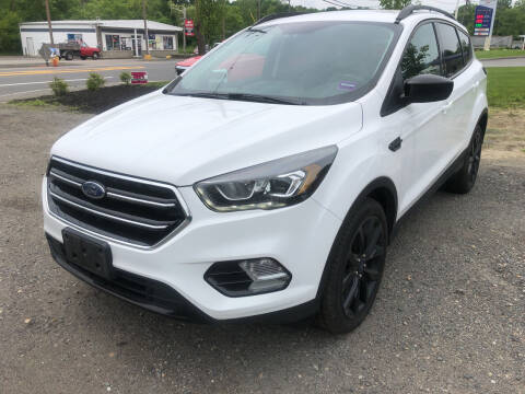 2017 Ford Escape for sale at AUTO OUTLET in Taunton MA