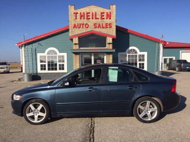 2008 Volvo S40 for sale at THEILEN AUTO SALES in Clear Lake IA