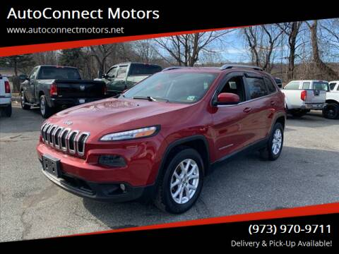 2015 Jeep Cherokee for sale at AutoConnect Motors in Kenvil NJ