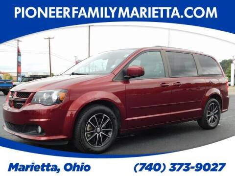 2017 Dodge Grand Caravan for sale at Pioneer Family preowned autos in Williamstown WV